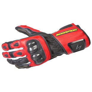 Scorpion SG3 MK II Gloves (Color: Red / Size: MD) 1087283