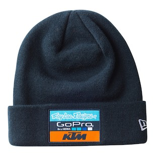 Troy Lee KTM Team Beanie (Color: Navy) 1087899