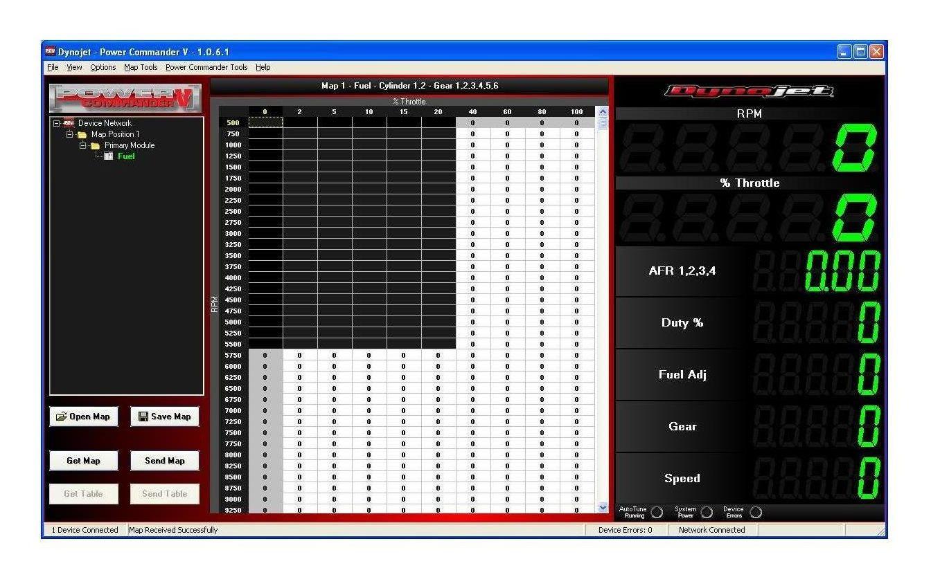 Dynojet Power Commander Fuel Controller Suzuki GSXR600//750FC20005