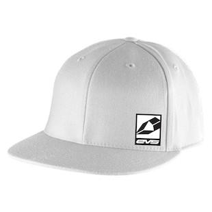 EVS Icon FlexFit Hat (Color: White / Size: LG-XL) 1090071