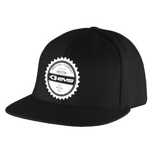 EVS Gear Head FlexFit Hat (Color: Black / Size: LG-XL) 1090088