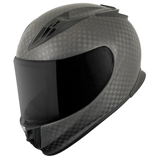 Speed and Strength SS4000 Carbon Speed Helmet (Color: Black / Size: MD) 1086617