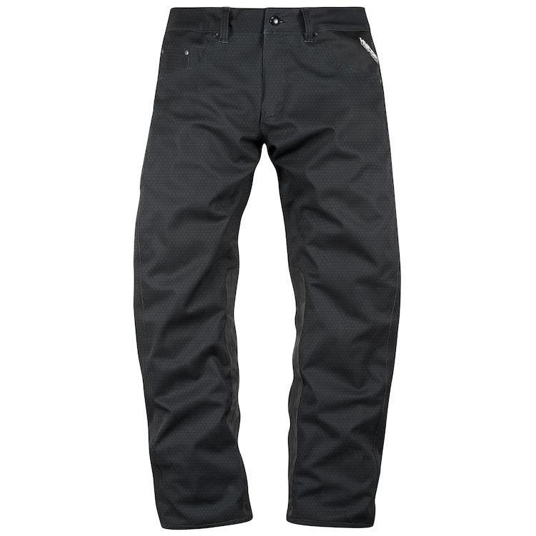 Black Icon Raiden WATCHTOWER Textile Motorcycle Pants Choose Size