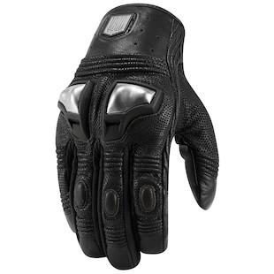 Icon 1000 Retrograde Gloves (Color: Black / Size: 3XL) 1090958