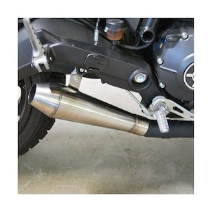 New Rage Cycles Ducati Scrambler Slip-On Exhaust (Material: Stainless Steel) 1092913