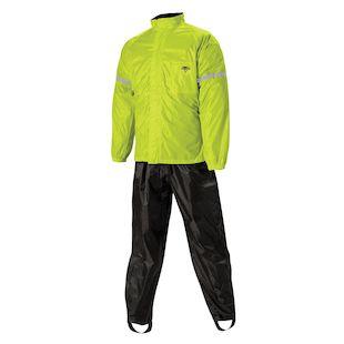 Nelson Rigg Weatherpro Rain Suit (Color: Black/Hi-Viz Yellow / Size: MD) 889389