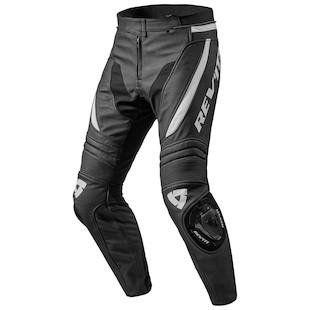 REV'IT! Masaru Pants (Color: Black/White / Size: 48 (Tall)) 1076472
