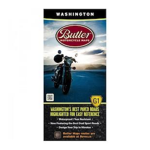 Butler Maps Washington 1061776