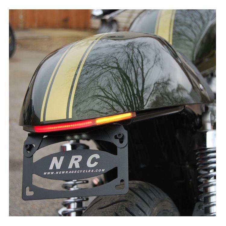 New Rage Cycles LED Fender Eliminator Triumph Thruxton 900 2009-2016