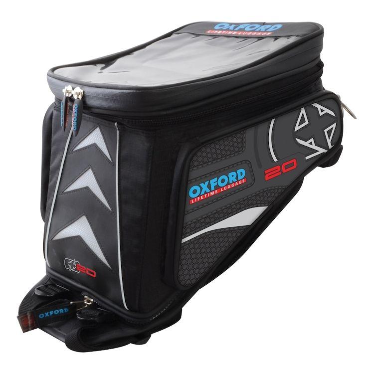Oxford X20 Adventure Quick Release Tank Bag