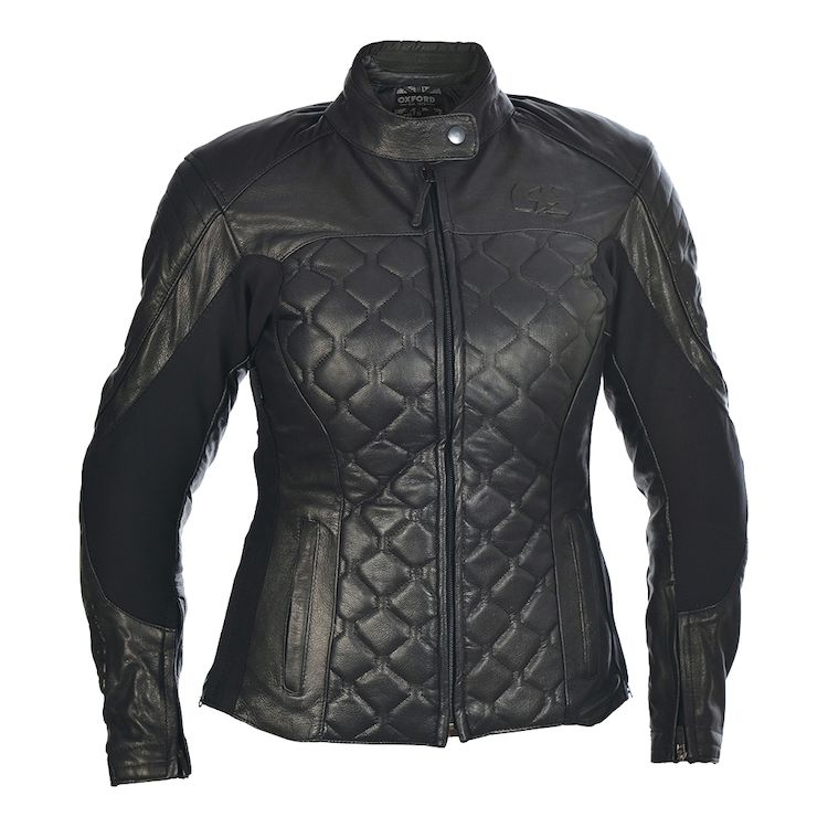 Oxford Interstate Women S Leather Jacket Cycle Gear