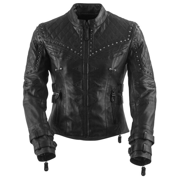 Black Brand Brazilian Waxed Women's Jacket