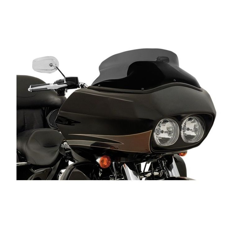Memphis Shades Spoiler Windshield For Harley Road Glide 1998-2013