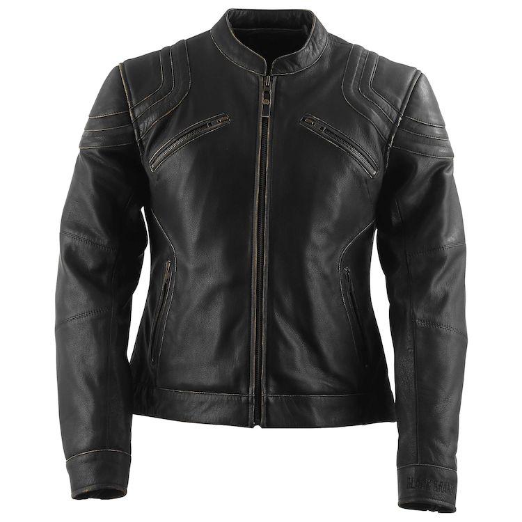 59511de6530 Black Brand Charmer Women s Jacket - Cycle Gear
