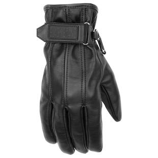 Black Brand Back Road Women's Gloves (Color: Black / Size: XL) 1096662