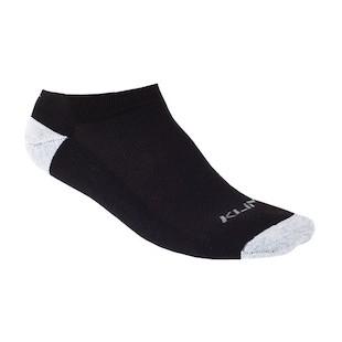 Klim No Show Socks (Color: Black / Size: SM (4-6)) 970303