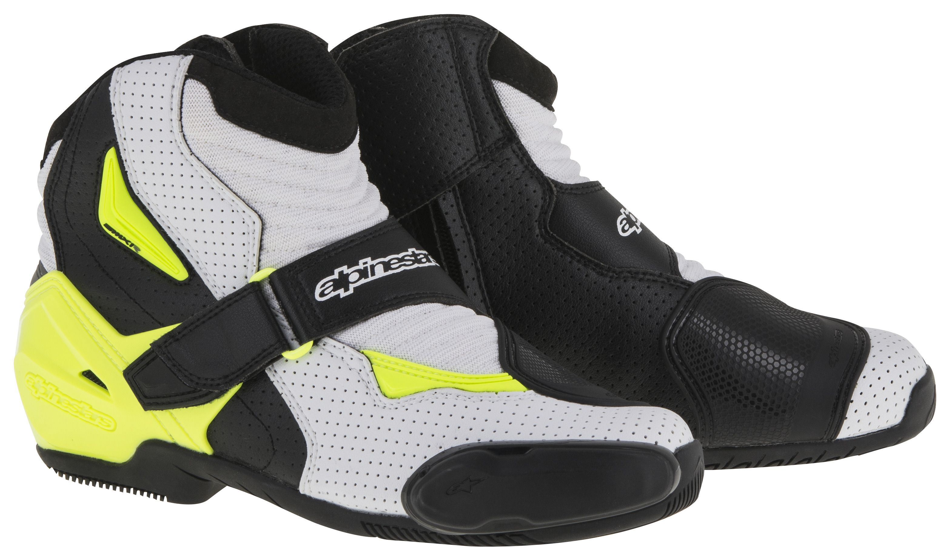 df87a23aca Alpinestars SMX-1 R Vented Boots - Cycle Gear