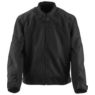 Black Brand Flow Women's Mesh Jacket (Color: Black / Size: LG) 1096591