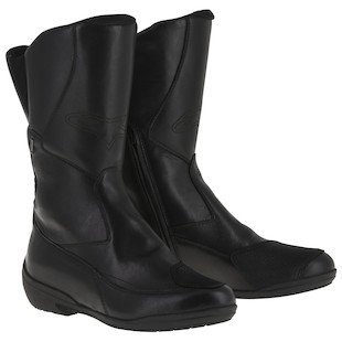 Alpinestars Stella Kaira Gore-Tex Boots (Color: Black / Size: 43) 1098045