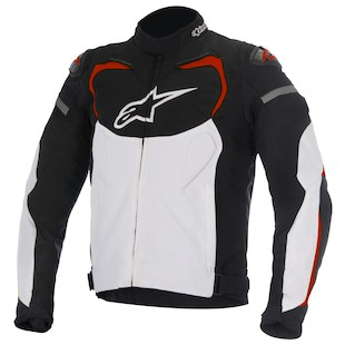 Alpinestars T-GP Pro Textile Jacket (Color: Black/White/Red / Size: 4XL) 1097739