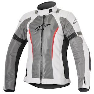 Alpinestars Stella Amok Air Drystar Jacket (Color: Grey/Grey / Size: 2XL) 1097415