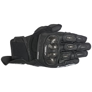 Alpinestars SPX Air Carbon Gloves (Color: Black / Size: XL) 1097792