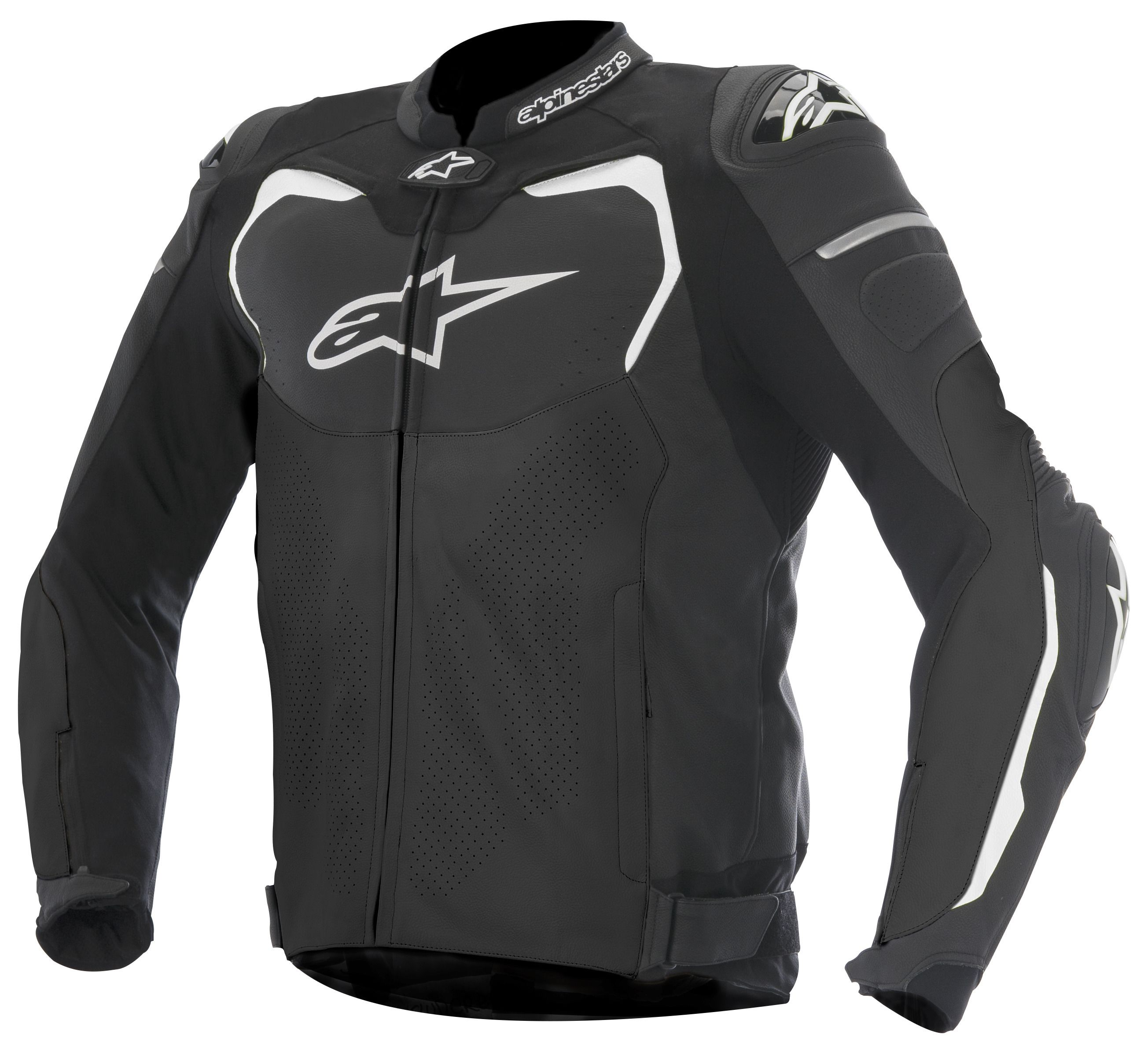 Alpinestars Jacket Leather >> Alpinestars Gp Pro Airflow Leather Jacket Cycle Gear