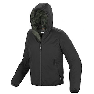 Spidi Scout H2Out Jacket - (Size LG Only) (Color: Black / Size: LG) 1021485