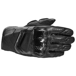 Spidi STR-4 Coupe Gloves (Color: Black / Size: SM) 1098640