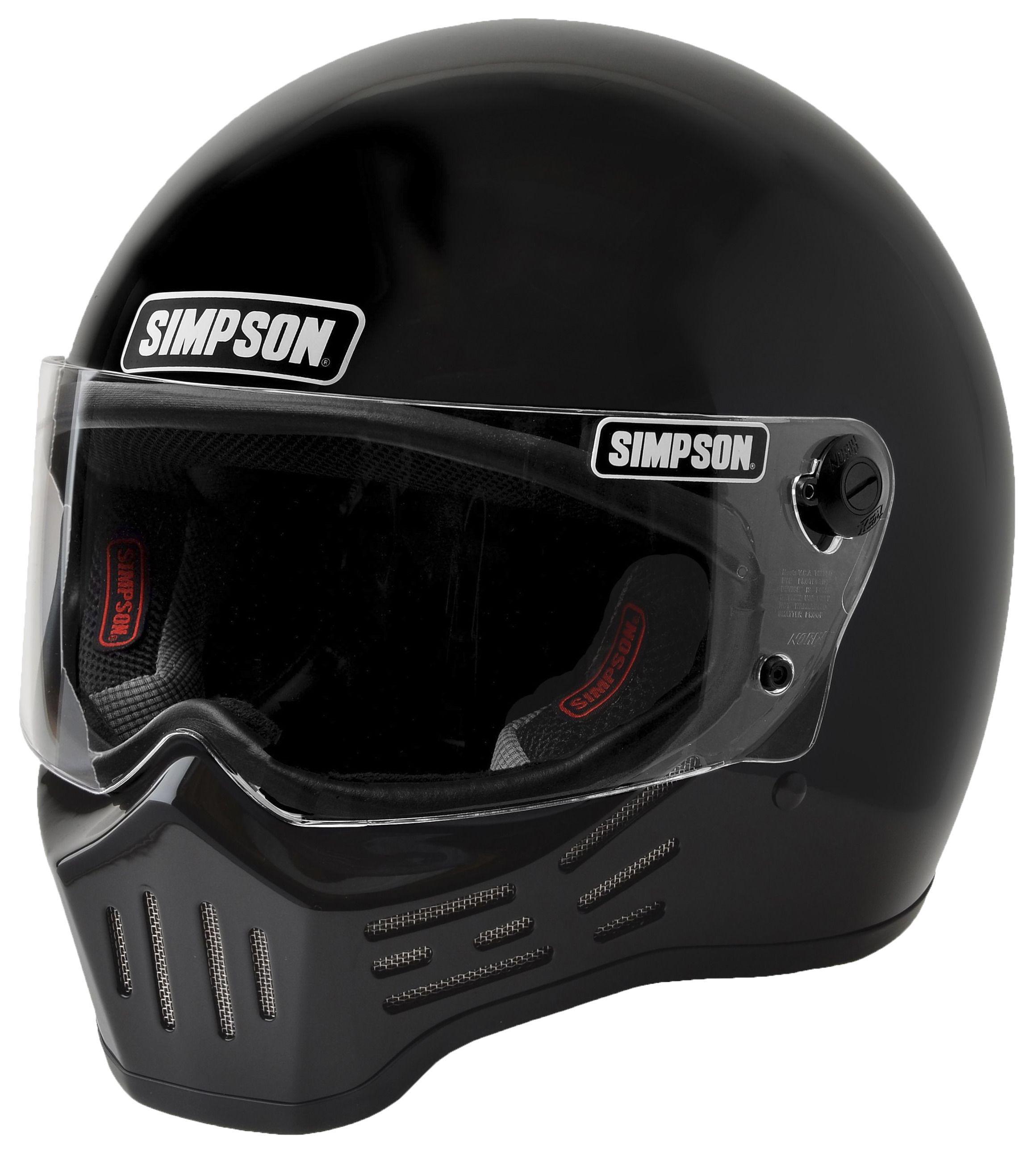 Simpson M30 Bandit Helmet Cycle Gear