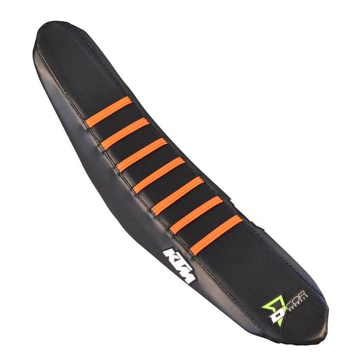 Black/Orange Ribs
