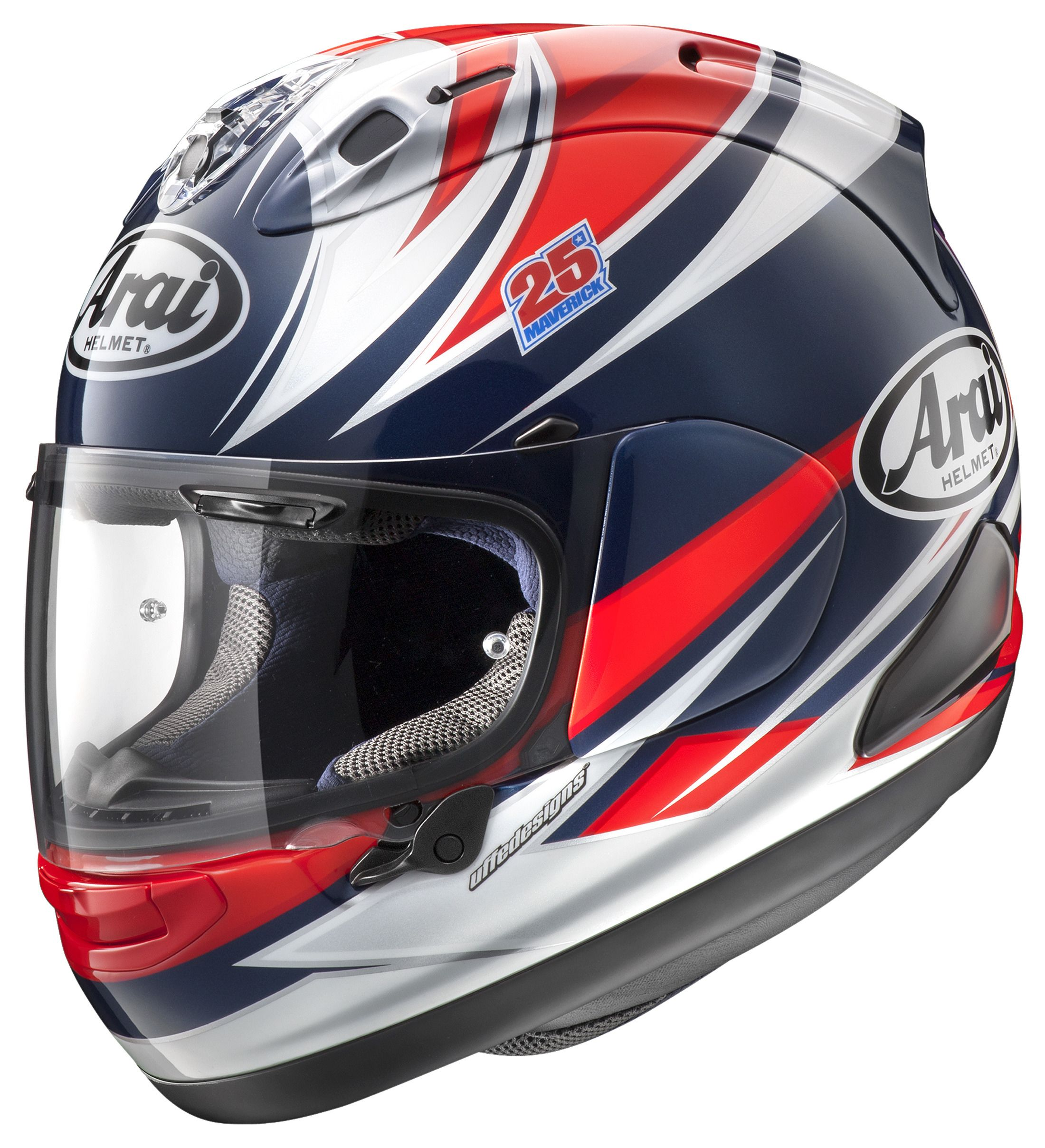 Arai Corsair X Vinales Helmet Size 2xl Only Cycle Gear