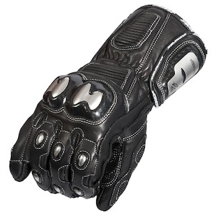 AGV Sport Echelon Gloves (Color: Black / Size: XL) 1082468