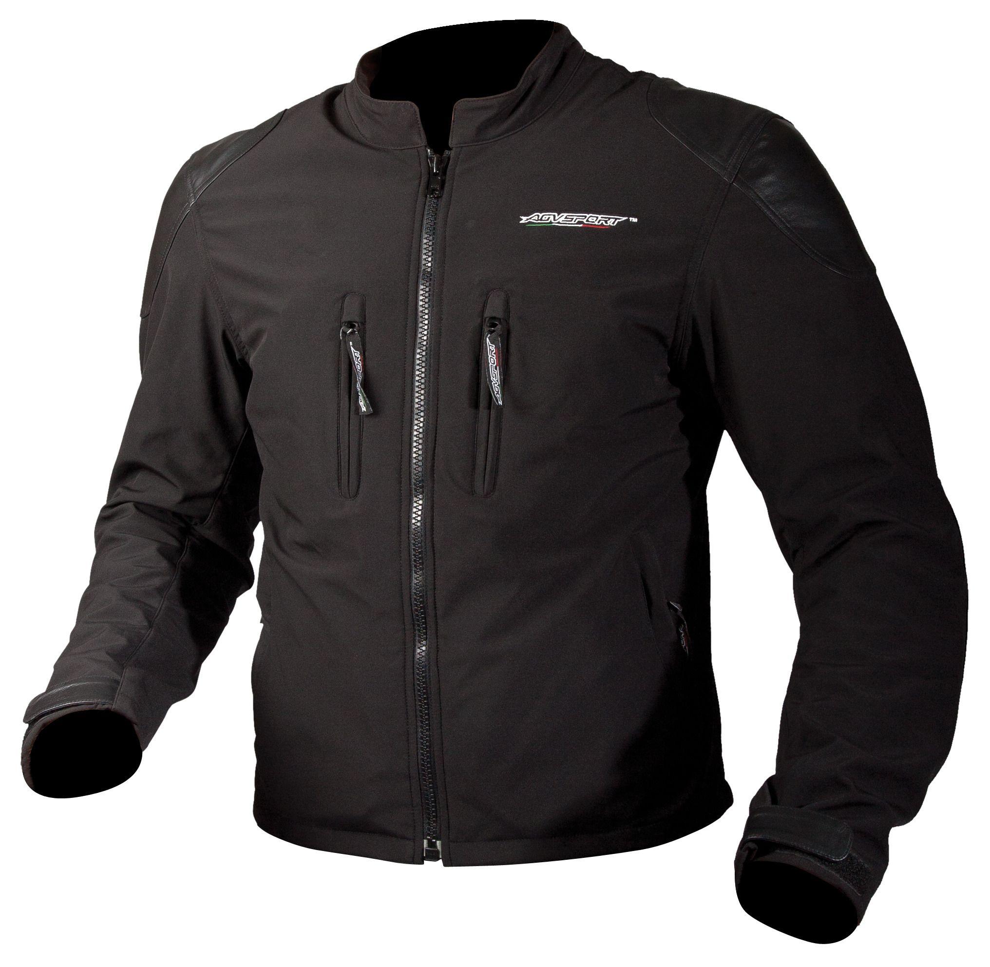 Agv Sport Strike Soft Shell Jacket Cycle Gear