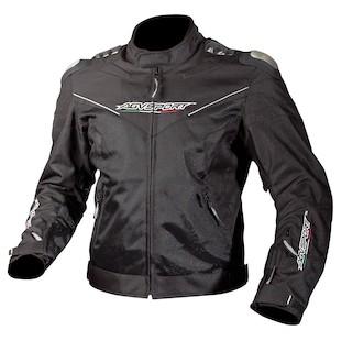 AGV Sport Laguna Vented Jacket (Color: Black / Size: 2XL) 1082569