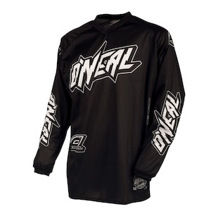 O'Neal Threat Shadow Jersey (Color: Black / Size: 4XL) 1121411
