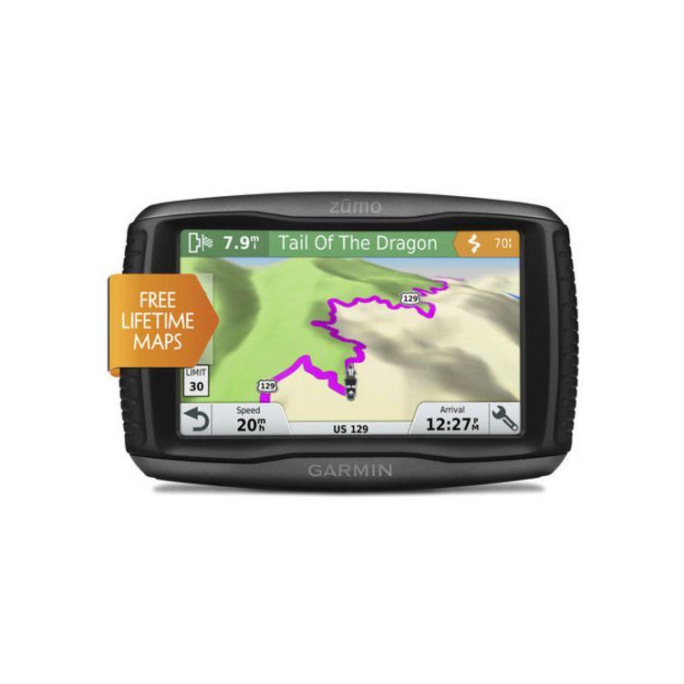 Garmin Zumo 595LM Motorcycle GPS