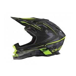 O'Neal 7 Series Camo Helmet (Color: Hi-Viz/Camo / Size: 2XL) 1121706