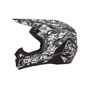 O'Neal 5 Series Digi Camo Helmet (Color: Black Camo / Size: SM) 1121923