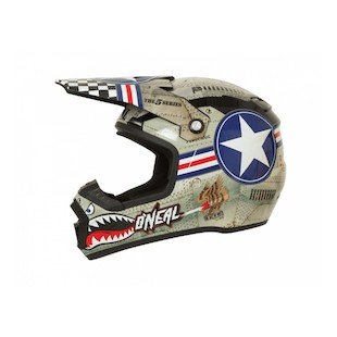 O'Neal Youth 5 Series Wingman Helmet (Color: Red/White/Blue / Size: Youth MD) 1121930