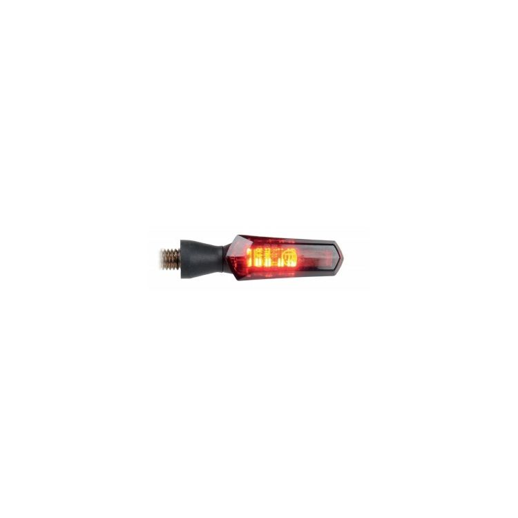 LighTech Integrated LED Turn Signal - Aluminum
