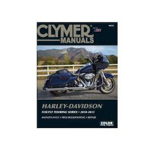 2008 Harley Davidson FLHRSE4 Screamin Eagle Road King Repair Manual Clymer M252