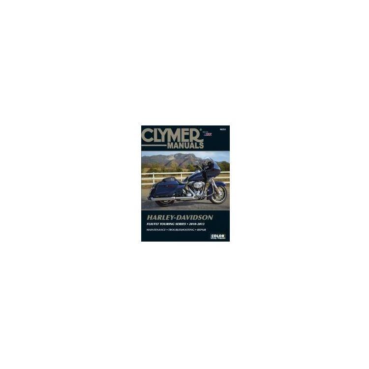 Clymer Manual Harley-Davidson FLH / FLT 2010-2013