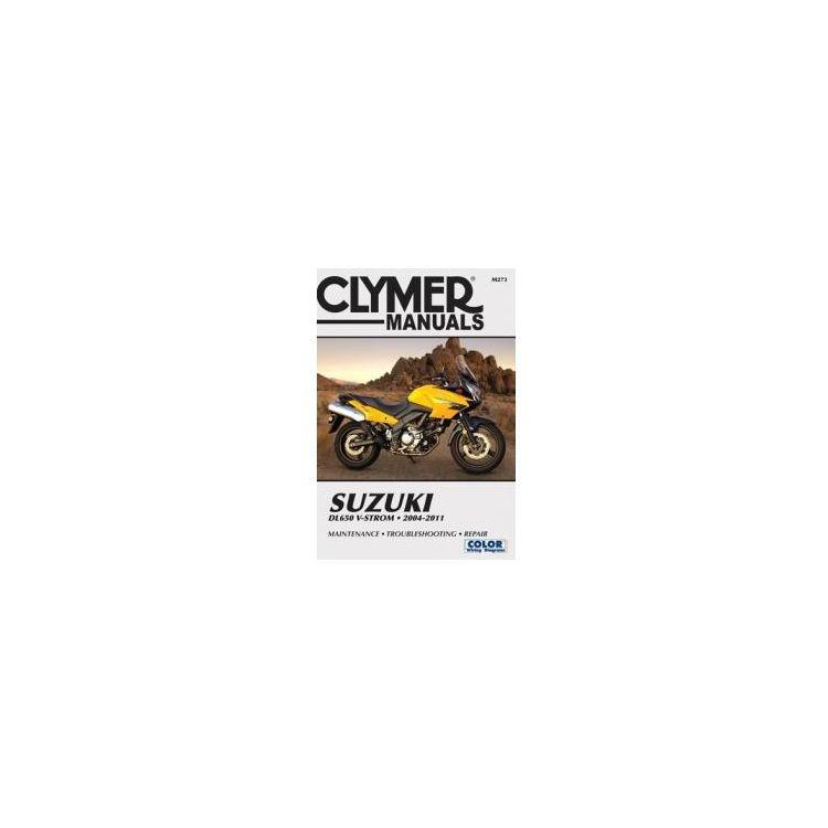 Clymer Manual Suzuki DL650 V-Strom 2004-2011