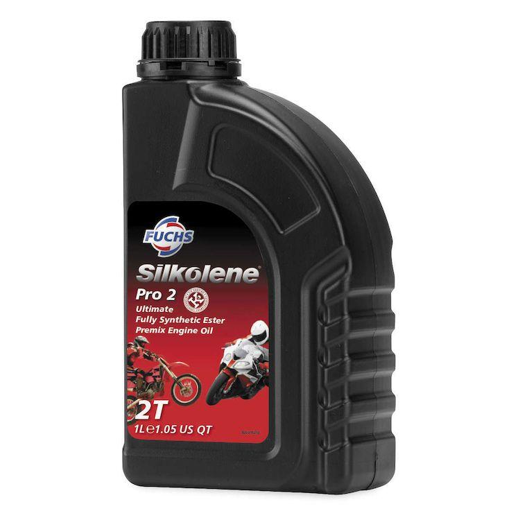 Silkolene Pro 2 Stroke Engine Oil Cycle Gear