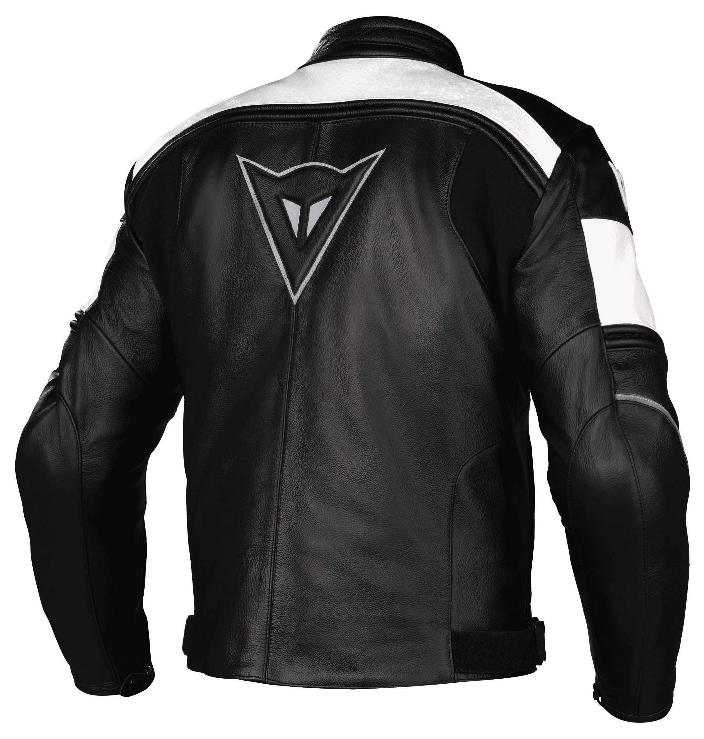 Dainese Zen Evo Perforated Leather Jacket Cycle Gear