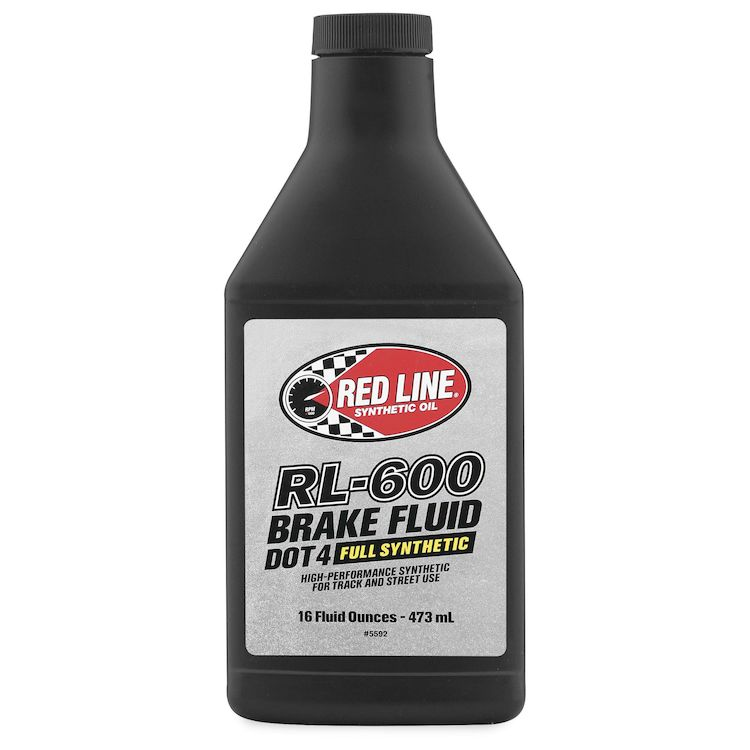 Red Line RL 600 Racing Brake Fluid