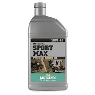 Motorex Sport Max 4T Engine Oil (Type: 10W40 / Size: 1 Liter) 1125297