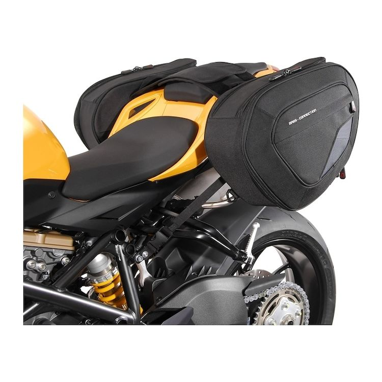SW-MOTECH Blaze Saddlebag System Ducati 848 Streetfighter 2012-2015