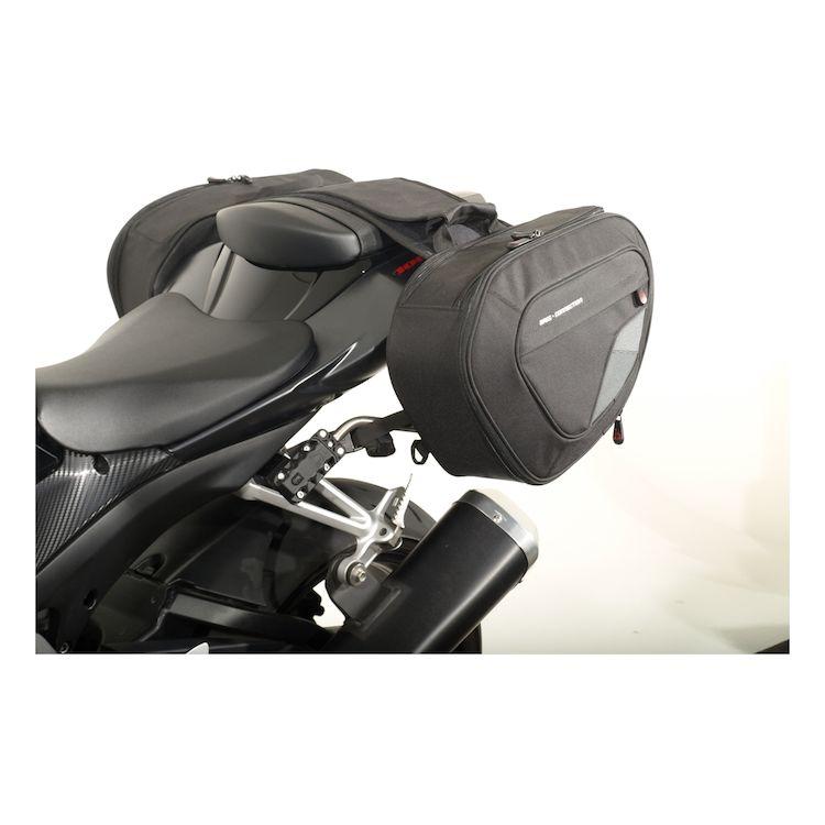 SW-MOTECH Blaze Saddlebag System Suzuki GSXR600 / GSXR750 / GSXR1000